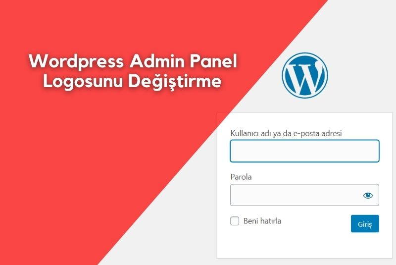 Wordpress Admin Panel Logosunu Degistirme